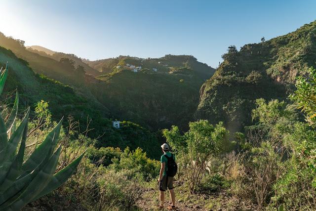 Die Top 30 Fotospots auf Gran Canaria  Strand, Natur und Sehenswürdigkeiten Gran-Canaria  Die besten Spots Gran Canaria - Barranco de Azuaje