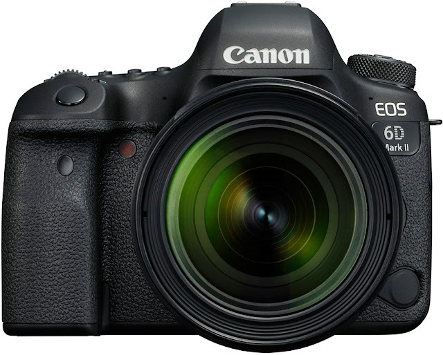 Canon 6D Mark I vs 6D Mark II