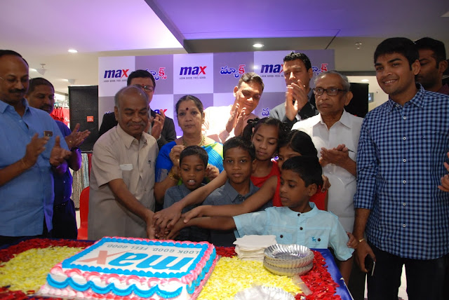 Max Fashion inaugurates its first store in Malkajgiri