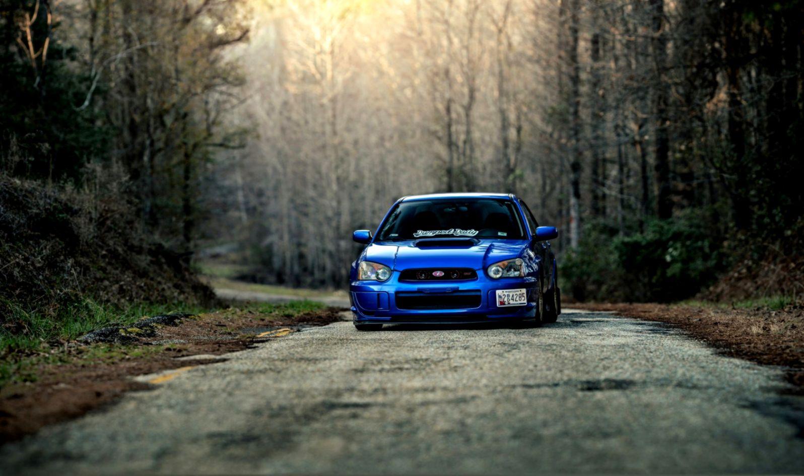 Cars Tuning Subaru Impreza Wrx Jdm Wallpaper: Subaru Impreza Wrx Sti Tuning Car Hd Wallpaper