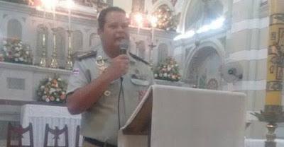 Alagoinhas: Missa comemora quatro anos do Tenente Coronel Jarbas Carvalho no comando do 4º BPM