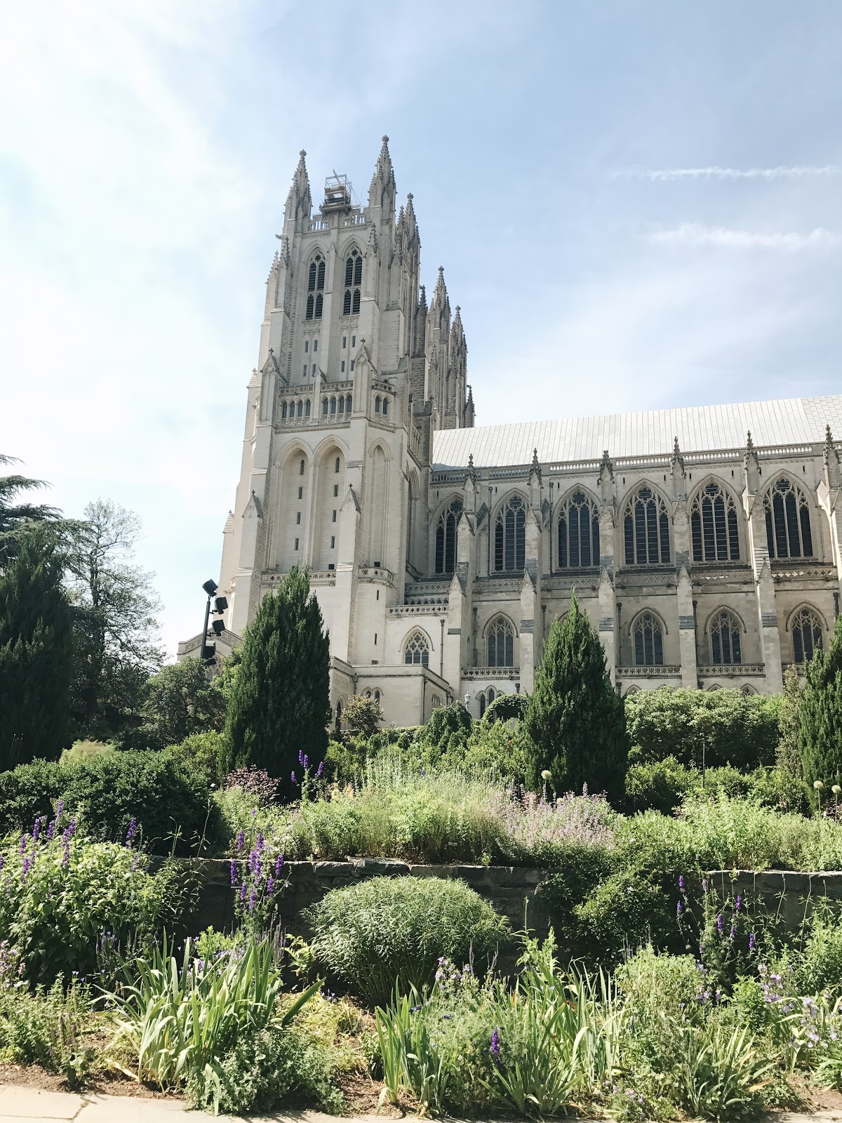 National Cathedral | A Weekend in DC