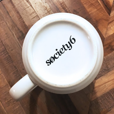 Bottom of Society6 15 oz ceramic mug