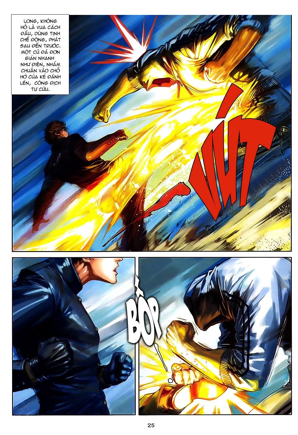 Quyền Đạo chapter 8 trang 25