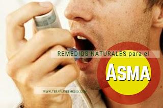 Remedios caseros para controlar los síntomas del asma