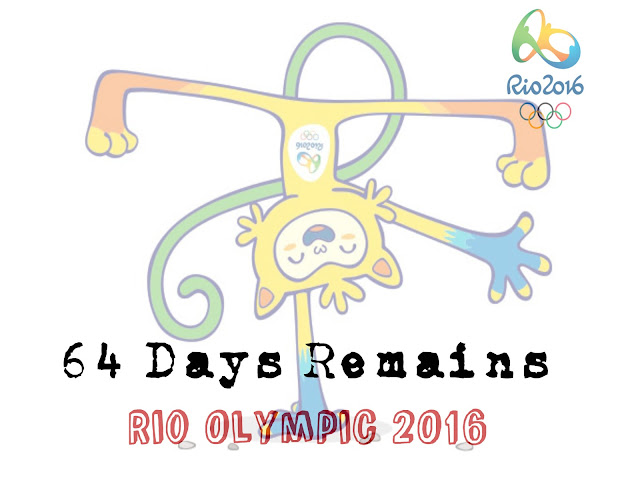 Video Series of Rio 2016 | CountDown to Rio 2016 Olympic