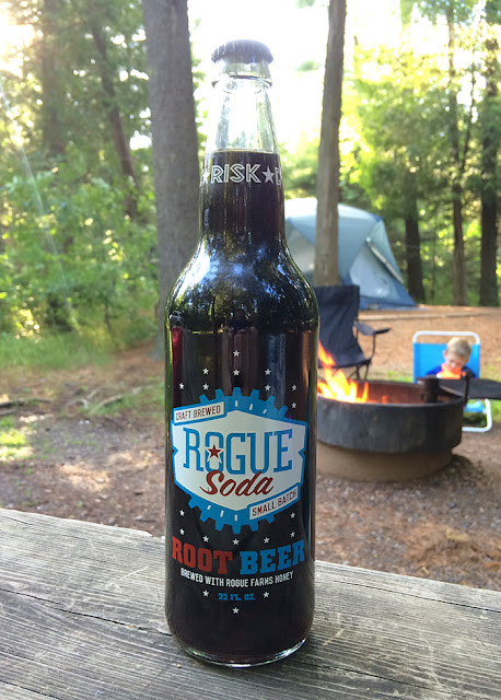 Rogue Soda Root Beer