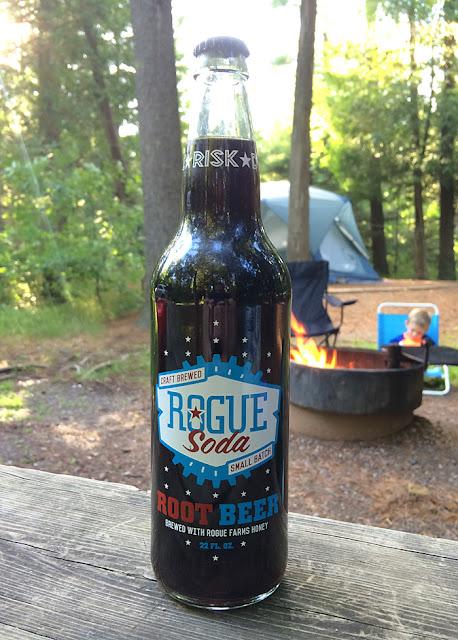Rogue Soda Root Beer