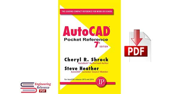 AutoCAD Pocket Reference Seventh Edition by Cheryl R. Shrock and Steve Heather