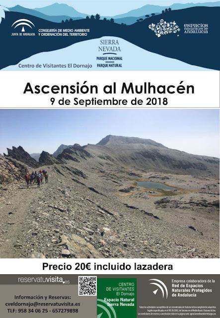 Ascensión al Mulhacén