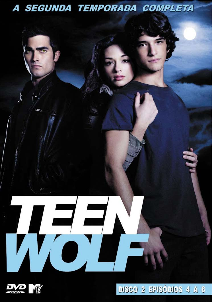 Teen Wolf 2ª Temporada Torrent – BluRay 720p Dual Áudio (2012)
