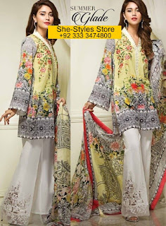 Anaya Lawn 2017 for Eid Ul Fitr 2017