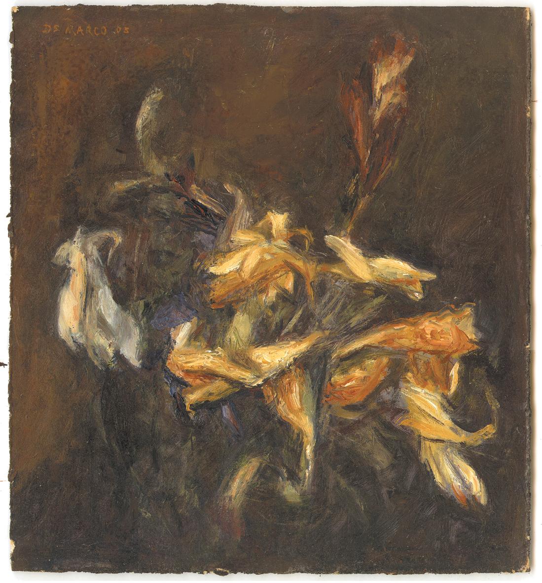 José De Marco / Pintura / Siempre en Flor   JOSE DE MARCO