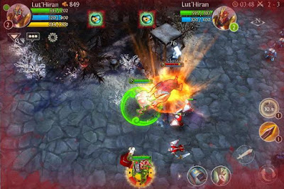 Download Game Heroes of Order and Chaos