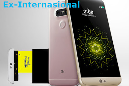 Review Smartphone LG G5 ex internasional