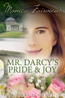 Book cover: Mr Darcy's Pride and Joy by Monica Fairview