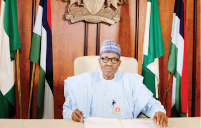 God will judge past Nigeria's leaders, says Buhari Published