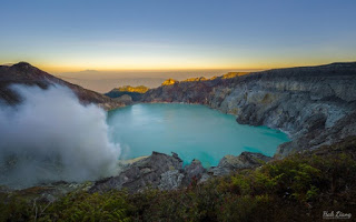ijen crater tourism