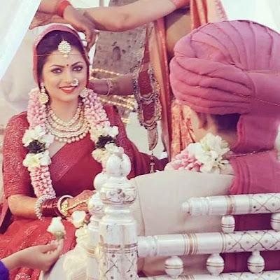 drashti-dhami-wedding-photo