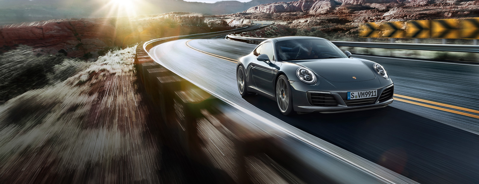 Porsche The new 911 Carrera
