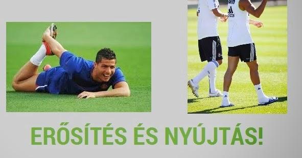 futballista csípő sérülés)