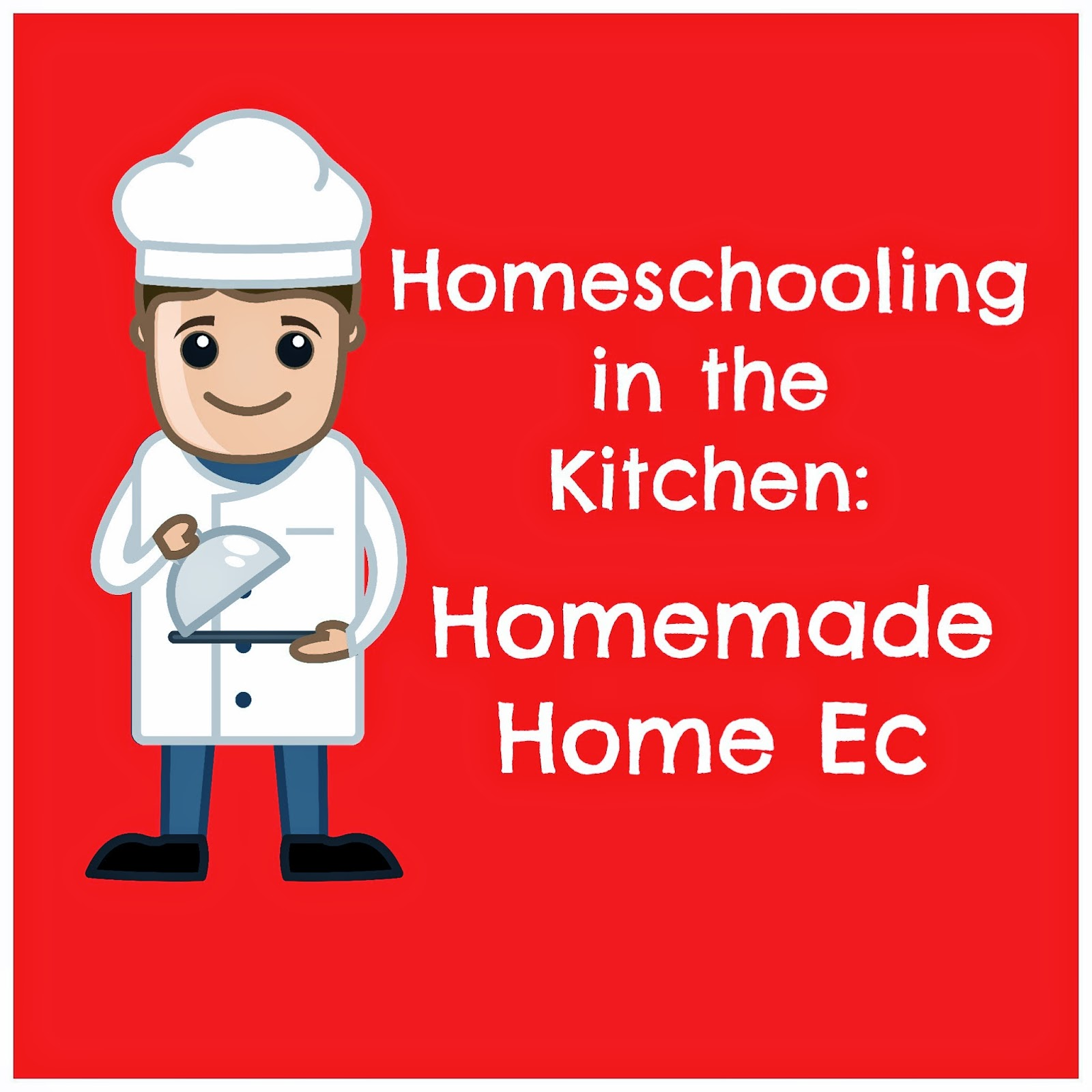 Homeschool in the Kitchen April 2014 Blog Series