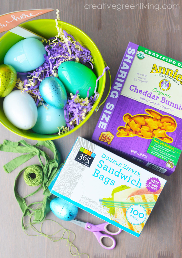 healthy easter basket ideas for toddlers