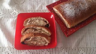 Kakaós Csiga Hungría receta típica masa esponjosa chocolate cacao sencilla rica tierna desayuno merienda postre horno cuca