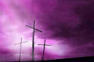 Family At The Foot Of The Cross: A Peek Into Our Purple ...