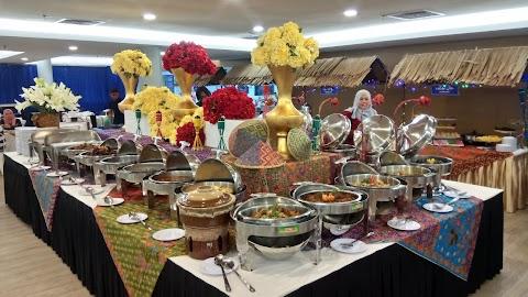 Buffet Ramadhan Murah De' Orchid Glass Hall, Plaza Metro Kajang
