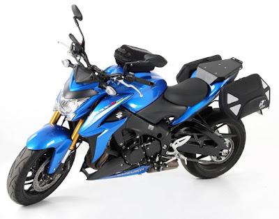 Suzuki GSX-S1000 ABS naked sportbike