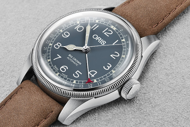 Oris Pointer Date Heritage