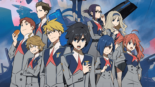 2 Darling In The FranXX