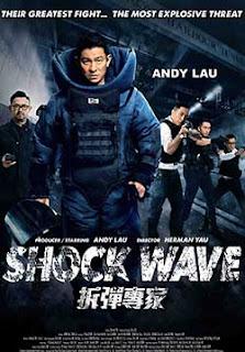 Shock Wave คนคมล่าระเบิดเมือง 2017