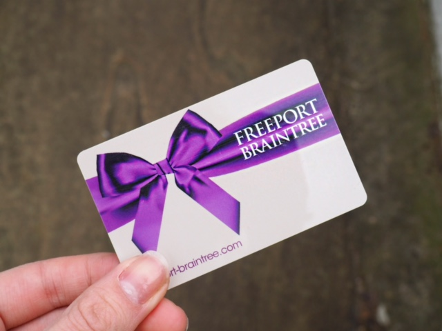 freeport braintree gift card