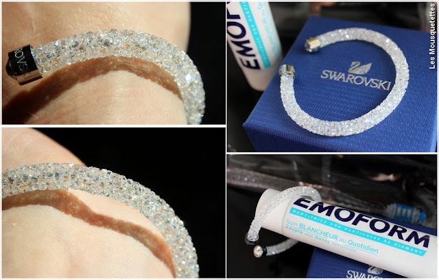 Concours EMOFORM Diamant, manchette Swarovski - Blog