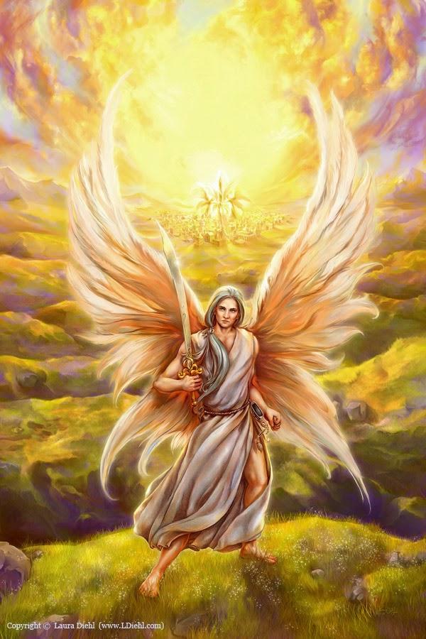 Nathan Barontini's Blog: Pray to your Guardian Angel!