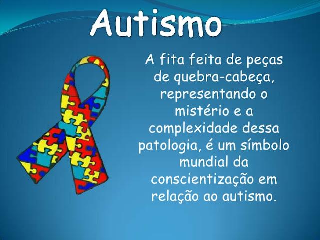 Resultado de imagem para simbolo do autismo