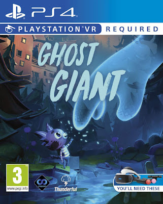 Ghost Giant Game Cover Ps4