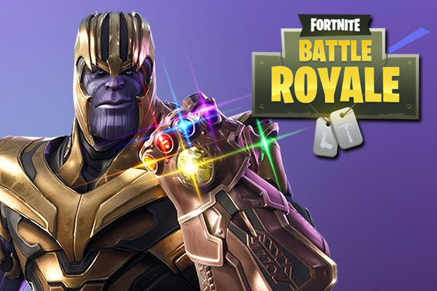 رسمياً الطور الذي يحمل معه شخصية Thanos أصبح متوفر في لعبة Fortnite و هذه جميع مميزات تحديث 4.1