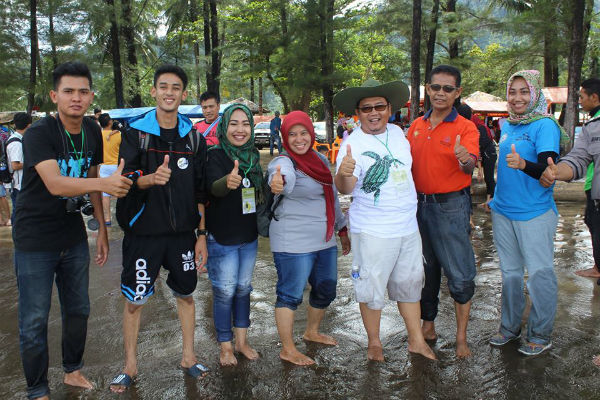 Objek wisata Kota Padang