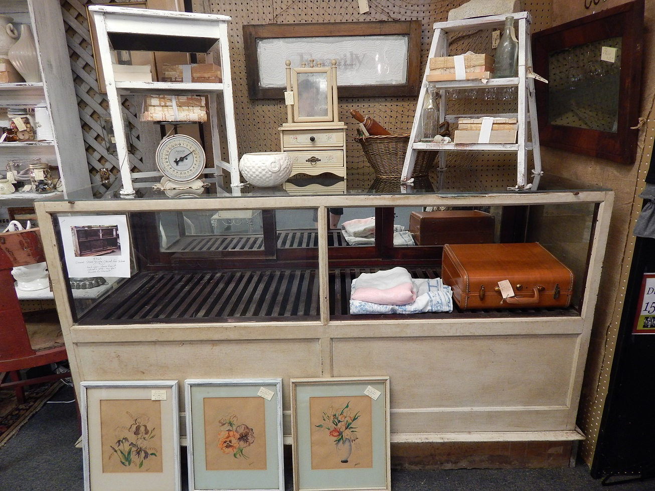 Saturdays Vintage Finds Skidmore Old Time General Store Display