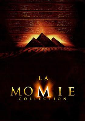The Mummy Coleccion DVD R1 NTSC Latino