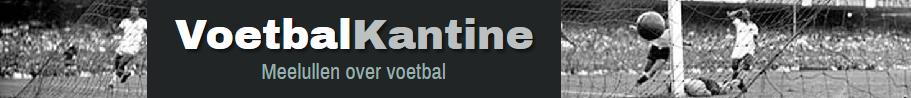 Banner van voetbal-kantine.org