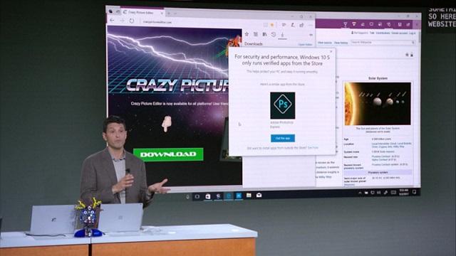 Apa itu Windows 10 S? serta kelebihan dan kekurangannya