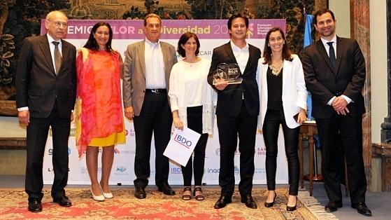 La Fundacion FLOR entrego los premios a la diversidad