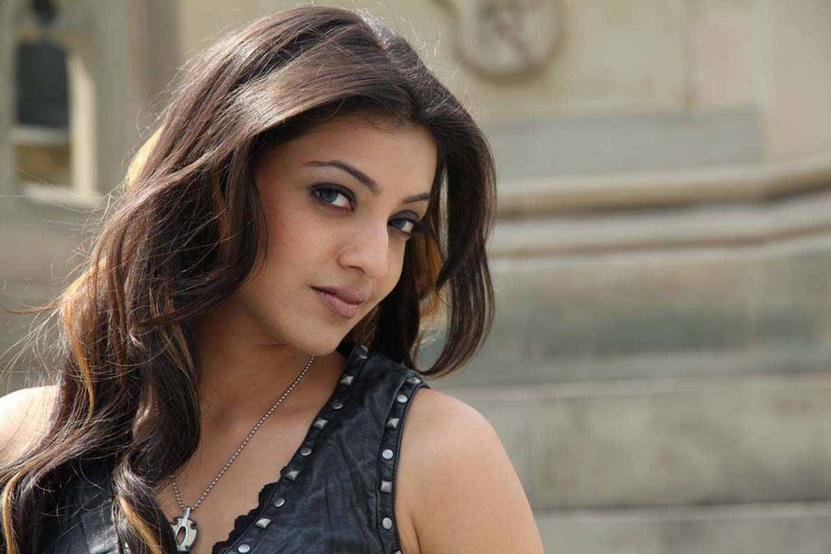 Kajal Agarwal Hd Wallpapers: South Indian Actress Kajal Agarwal HD Wallpapers