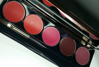 Yves Rocher Lipstick Palette