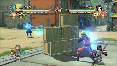 Free Download Game Naruto Shippuden Ultimate Ninja Storm 3