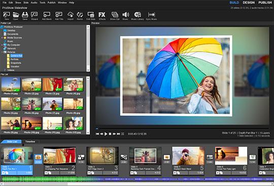 03 phần mềm làm video chuyên nghiệp - ProShow Producer-Bandicam-Aegisub full key